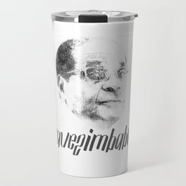 president of zimbabwe robert mugabe Travel Mug