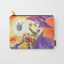 Witch Familiar Carry-All Pouch