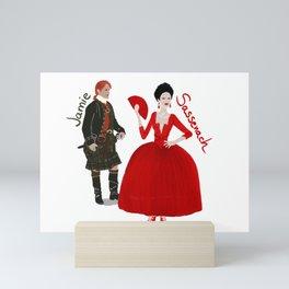 Vive le Frasers! Mini Art Print
