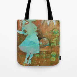 June Cleaver can throw a party Tote Bag