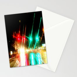 Always Stop and Go Stationery Cards