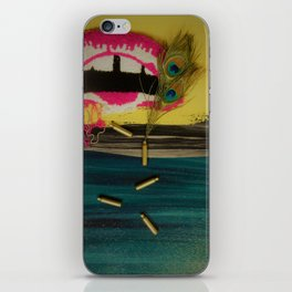 Foul Mouth iPhone Skin