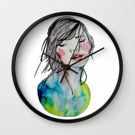 Kindness is an inner desire Wall Clock