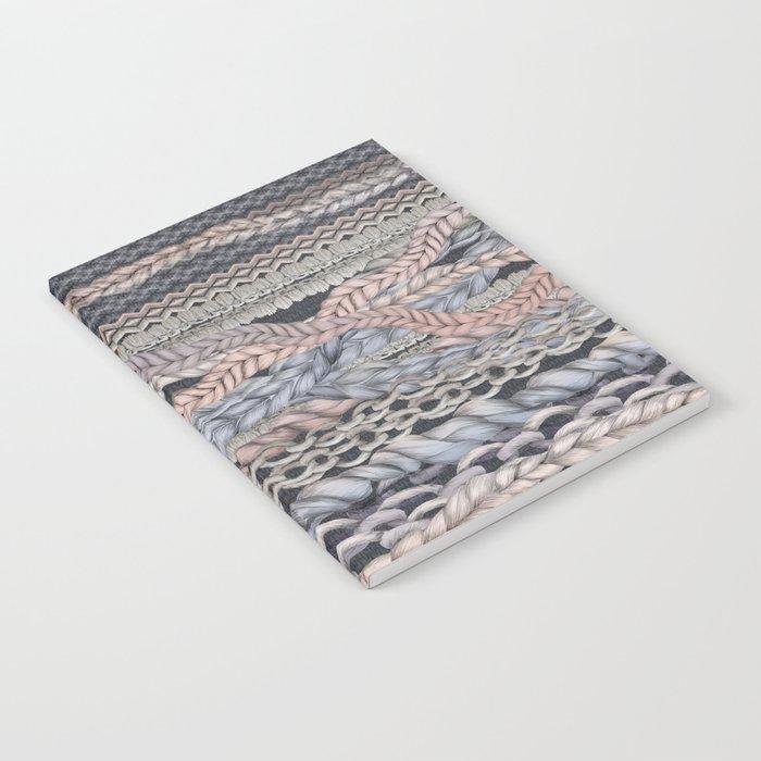 Romantic Stitches Notebook