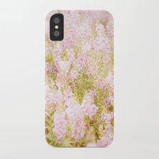 Summer Pink Slim Case iPhone X