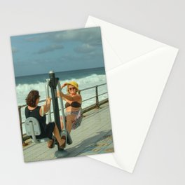 Canarian Exercise Stationery Cards