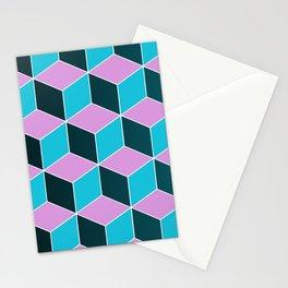Pop Blocks Stationery Cards