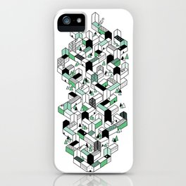 Home To A Few iPhone Case
