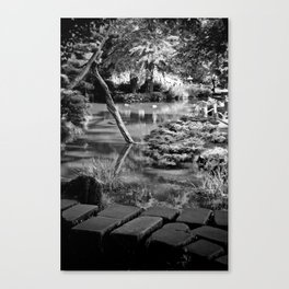 The Garden II Canvas Print