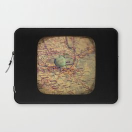 Dream Big New Orleans Laptop Sleeve