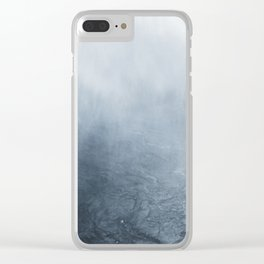 Through the Fog Clear iPhone Case