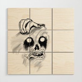 a habit forming Wood Wall Art