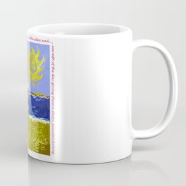 'Mary and Max' (Saw Sea Art Series) Coffee Mug