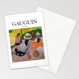Gauguin - The Siesta Stationery Cards