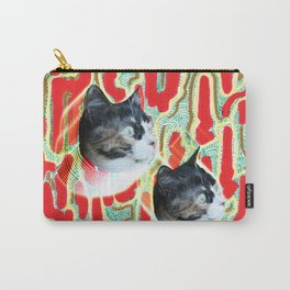 Cuca the Cat Carry-All Pouch