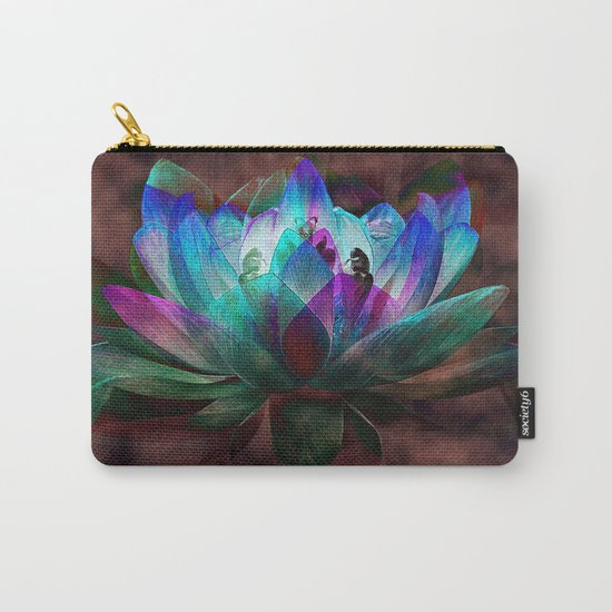 Lotus Land... Carry-All Pouch