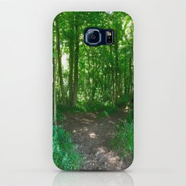 Two Roads Diverge iPhone Case