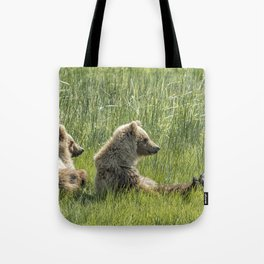 Unbearably Cute - Bear Cubs, No. 5 Tote Bag