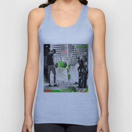 Absorbed  Unisex Tank Top
