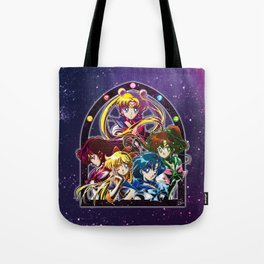 Sailor Moon S (Universe edit.) Tote Bag