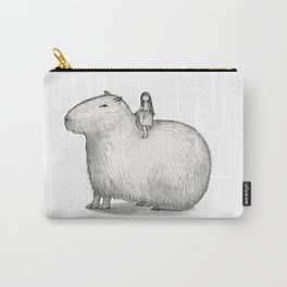 I LOVE CAPYBARA Carry-All Pouch