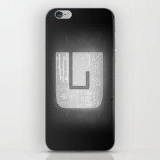 The Ghost of Gamers Past iPhone & iPod Skin