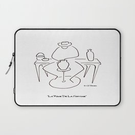 La Roue Del La Fortune - The wheel of fortune- Laptop Sleeve