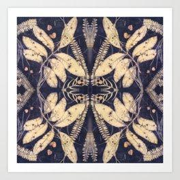 Kaleidoscope2a Art Print