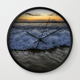 Sundown Wall Clock