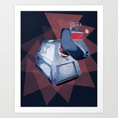 K-9 Art Print