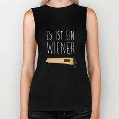 The Wiener Schnitzel Fail Biker Tank