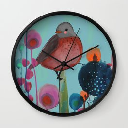 le parfum Wall Clock