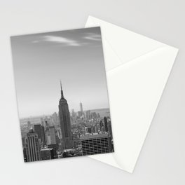 New York City - Empire State Building Stationery Cards