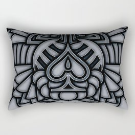Ace of Tribes IRON Rectangular Pillow