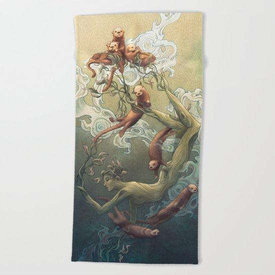 Suspension Beach Towel