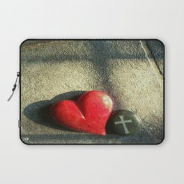 """Heart and Soul"" Laptop Sleeve"