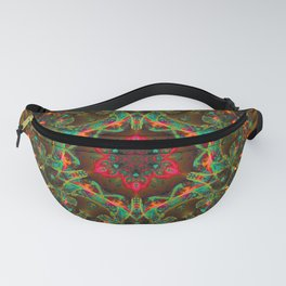 Mandalas from the Depth of Love 25 Fanny Pack