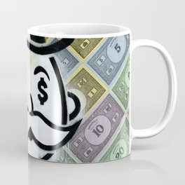 Another Day - Another Dollar Coffee Mug