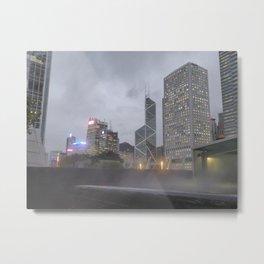 HK 007 Metal Print