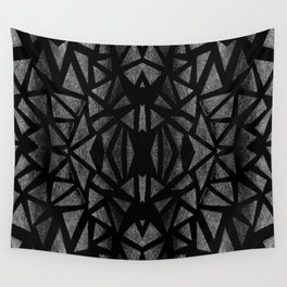 Ari's Silver Wall Tapestry