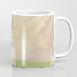 Mr. Elephant & Mr. Mouse 'Bicycle' Coffee Mug
