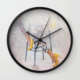 headless model No.03 Wall Clock