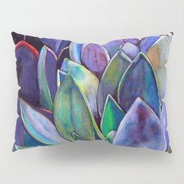 Purple Agave Pillow Sham