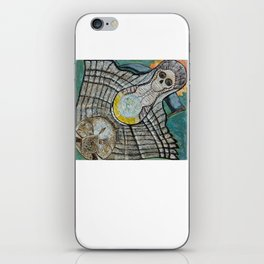 Riendo's Santa Muerte iPhone Skin
