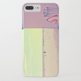 A Nice Summer Swim iPhone Case