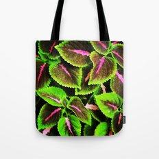Coleus Tote Bag