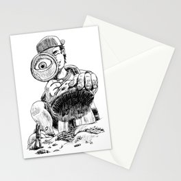 The Kid & The Little Ones Stationery Cards
