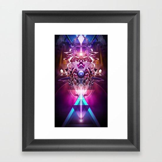 Vanguard mkiv Framed Art Print