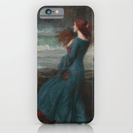 John William Waterhouse - Miranda iPhone Case