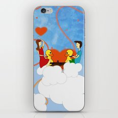 Playground iPhone & iPod Skin